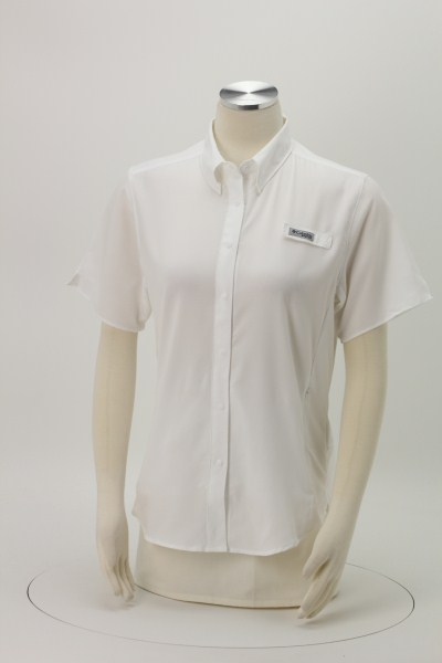 Columbia Tamiami II Short Sleeve Shirt - Ladies' 360 View