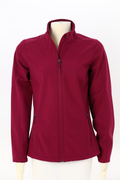 Crossland Soft Shell Jacket - Ladies' 360 View