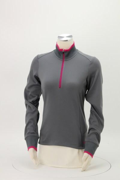 Nike Contrast Trim Pullover - Ladies' 360 View