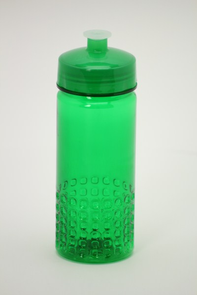 PolySure Out of the Block Water Bottle - 16 oz. 360 View