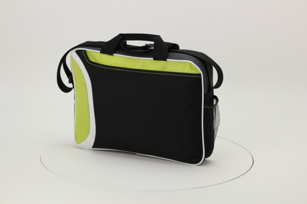 All Day Computer Brief Bag 360 View