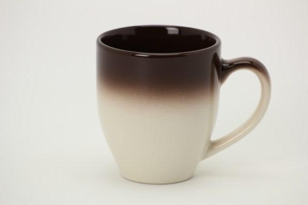 Ombre Ceramic Mug - 12 oz. 360 View