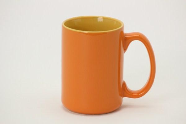 Infinite Ceramic Mug - 14 oz. 360 View