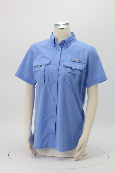 Columbia Bahama Short Sleeve Shirt - Ladies' 360 View