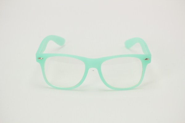 Glow in the Dark Glasses 360 View
