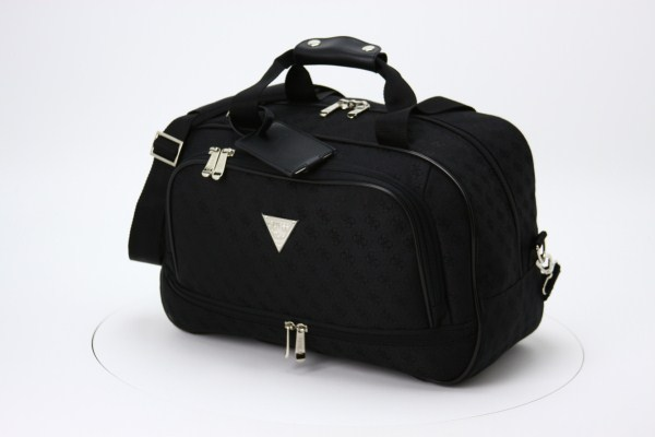 Guess Signature Travel Laptop Tote 360 View