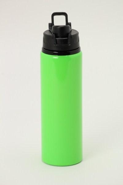 h2go Surge Aluminum Sport Bottle - 28 oz. - Neon 360 View