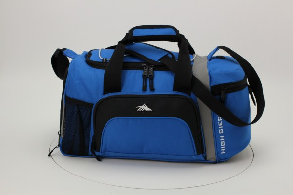 "High Sierra 22"" Switch Blade Duffel 360 View"