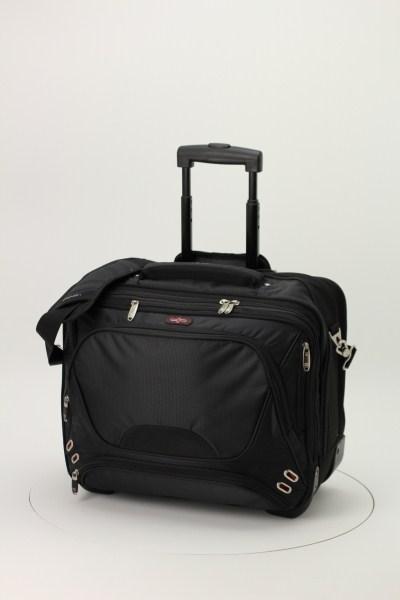 elleven Checkpoint-Friendly Wheeled Laptop Case 360 View