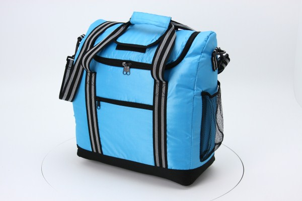 Flip Flap Insulated Kooler Bag 360 View