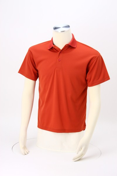 Dry-Mesh Hi-Performance Polo - Men's - Embroidered 360 View