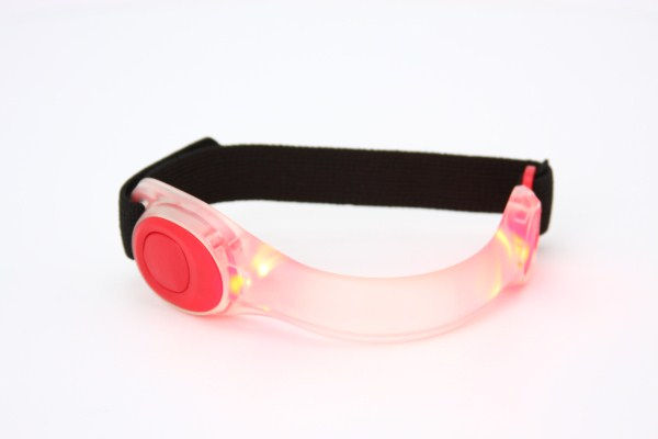 Light-Up Safety Arm Band 360 View