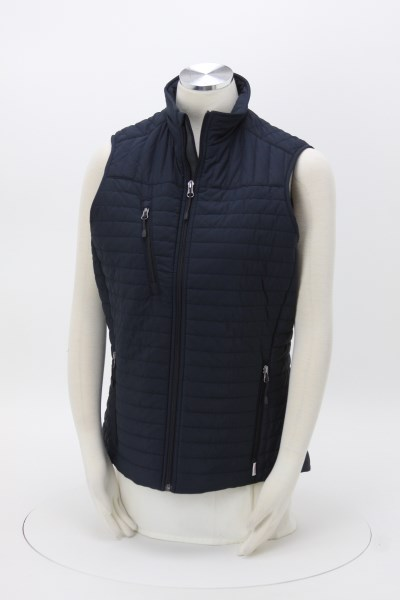 Storm Creek Quilted Performance Vest - Ladies' 360 View