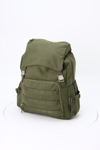 Field & Co. Scout Backpack 360 View
