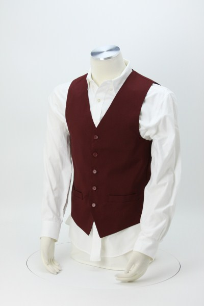Polyester Vest - Men's 360 View
