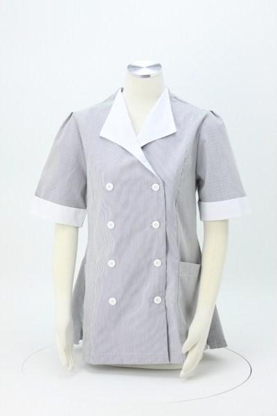 53c9cdf9329 4imprint.com: Ladies' Junior Cord Double Breasted Tunic 122039