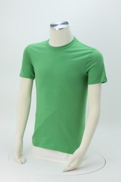 Anvil Ringspun 5.4 oz. T-Shirt - Men's - Colors - Screen 360 View