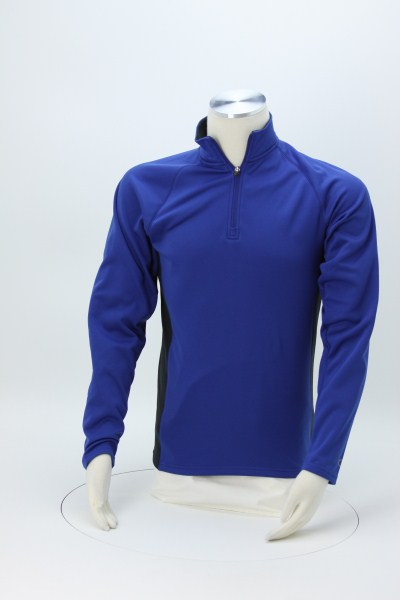 Champion Performance Colorblock 1/4-Zip Pullover - Embroidered 360 View