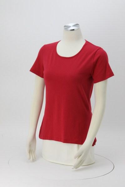 Devon & Jones Perfect Fit Shell T-Shirt 360 View