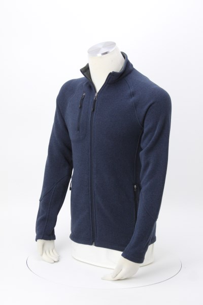Storm Creek Sweater Fleece Jacket - Men's 360 View