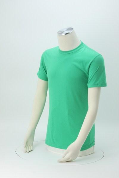 Next Level Premium Sueded T-Shirt 360 View