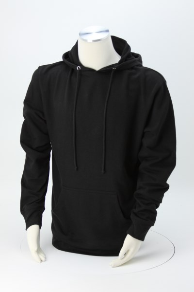 French Terry Fashion Hoodie - Screen 360 View
