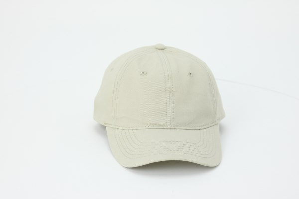 Heavy Brushed Twill Cap 360 View