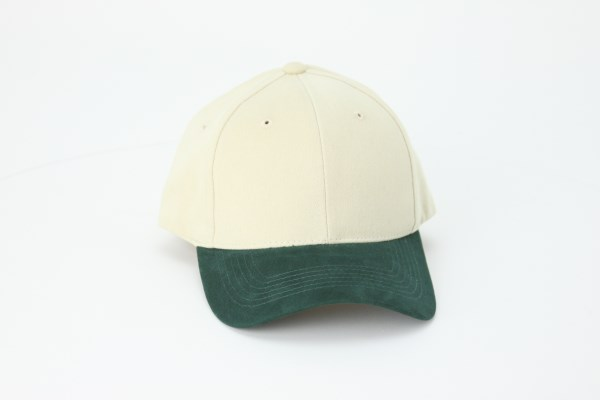 Brushed Cotton Structured Cap 360 View