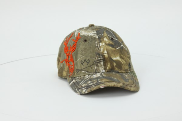 DRI DUCK 3D Buck Cap - Camo 360 View