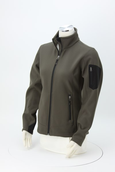 Eddie Bauer Rigid Ripstop Soft Shell Jacket - Ladies' 360 View