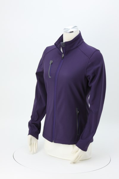 Fuse Soft Shell Jacket - Ladies' 360 View