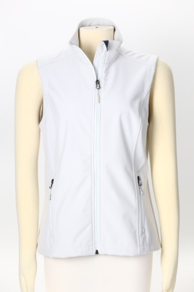 Crossland Soft Shell Vest - Ladies' 360 View