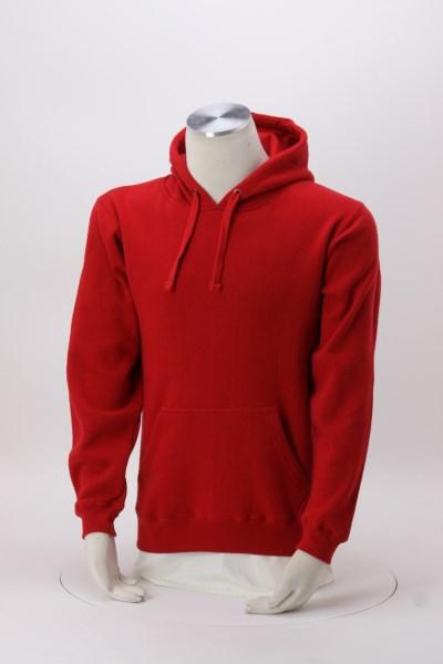 J. America 10 oz. Premium Hooded Sweatshirt - Screen 360 View