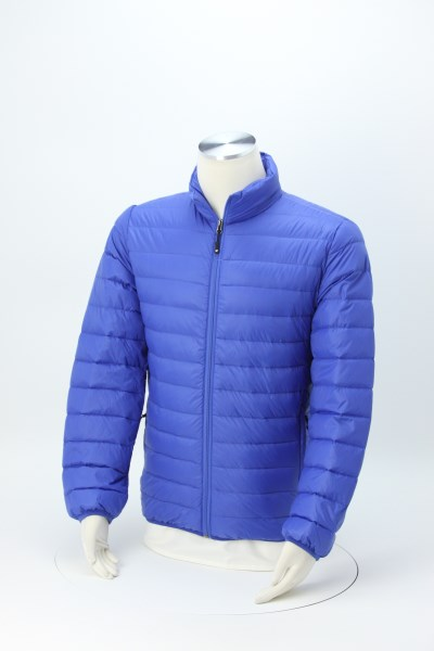 Weatherproof Packable Down Jacket - Men's 360 View