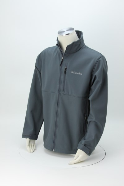 Columbia Ascender Soft Shell Jacket - Men's 360 View