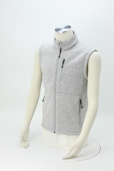 Storm Creek Sweater Fleece Vest - Men's 360 View