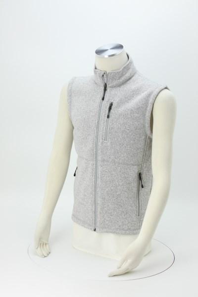 Storm Creek Sweater Fleece Vest - Men's 360 View