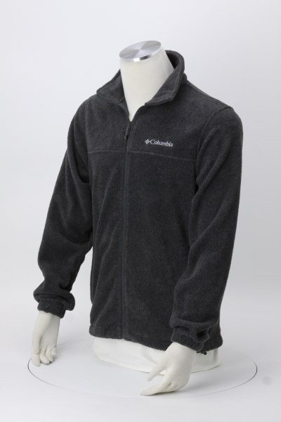 Columbia Full-Zip Fleece Jacket - Men's - 24 hr 360 View