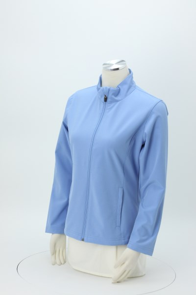 Leader Soft Shell Jacket - Ladies' 360 View