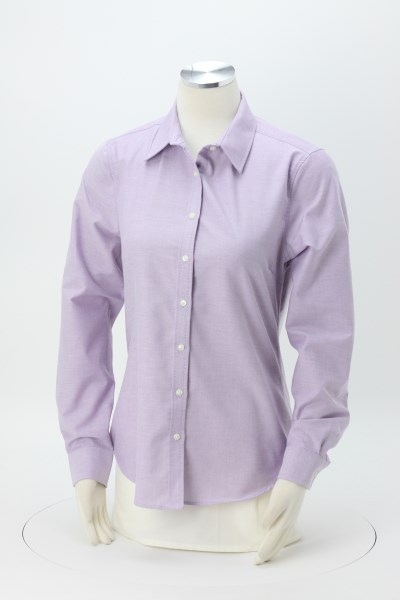 Performance Oxford Shirt - Ladies' 360 View