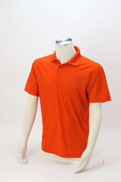 Snag Resistant Textured Performance Polo - Men's 360 View