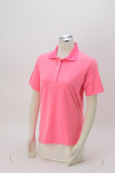Hanes X-Temp Sport Shirt - Ladies' - Embroidered 360 View
