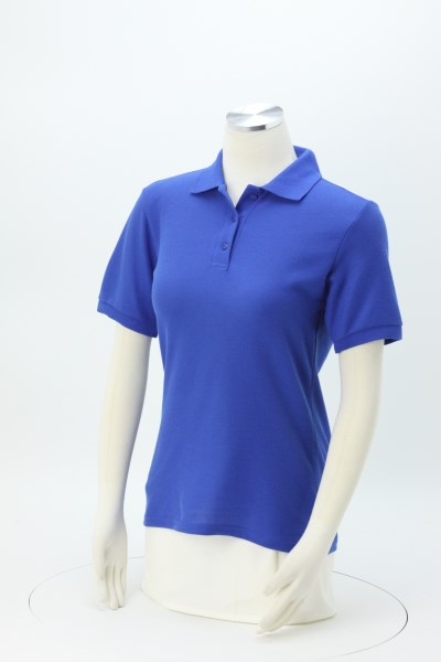 Jerzees Easy Care Sport Shirt - Ladies' 360 View