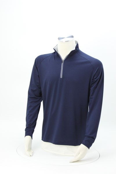 Greg Norman Play Dry 1/4-Zip Performance Pullover - Men's 360 View
