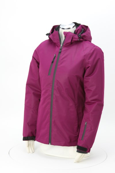Cyclone Waterproof 3-in-1 Jacket - Ladies' 360 View