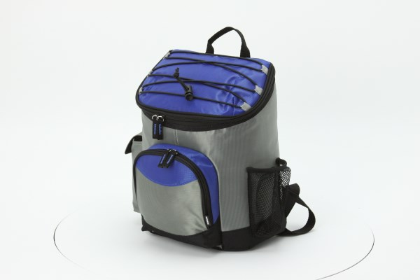 Koozie® Kooler Backpack 360 View
