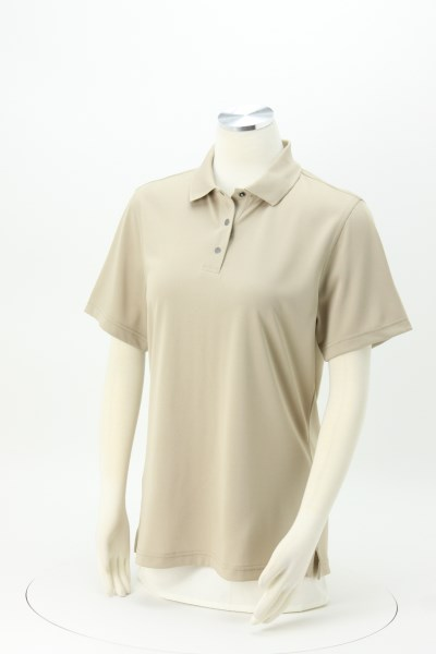 Advantage Snap Front Polo - Ladies' 360 View