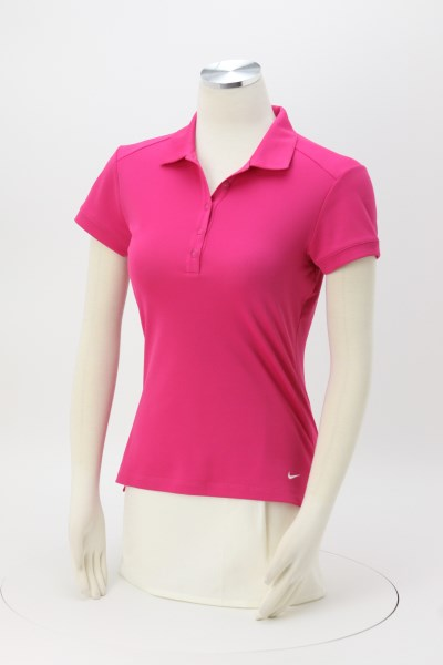 Nike Performance Iconic Pique Polo - Ladies' 360 View