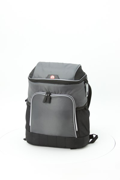 Igloo Juneau Backpack Cooler 360 View