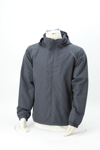 Profile Fleece Lined All Season Jacket - Men's 360 View